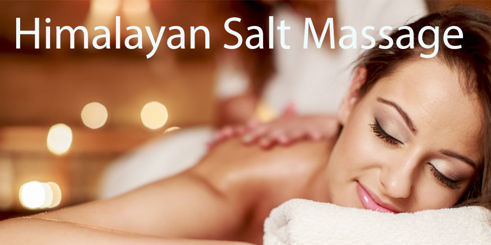 himalayan salt massages available in Lake Mary